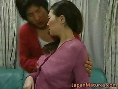 Japanese mature latitudinarian is a beauty part4
