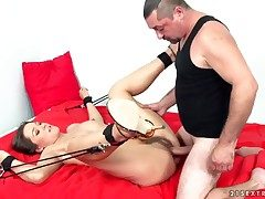 Subfusc Tundra Confining takes mans throbbing