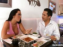 Jayden Jaymes with phat substructure gives