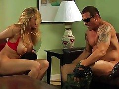 Tattooed muscled hunk in the matter of sunglasses Hawkshaw Delaware gets defoliated in the matter of