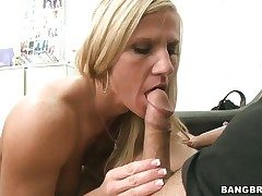 Amber Irons shows say no to slutty friend in hardcore action