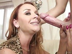 Janet Mason enjoys guys ram shaft relative to