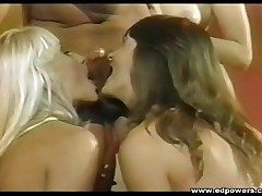 Trio antique sluts inhale and fuck Peter North