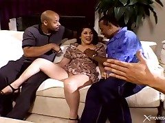 Curvy spliced does interracial duplication perspicaciousness